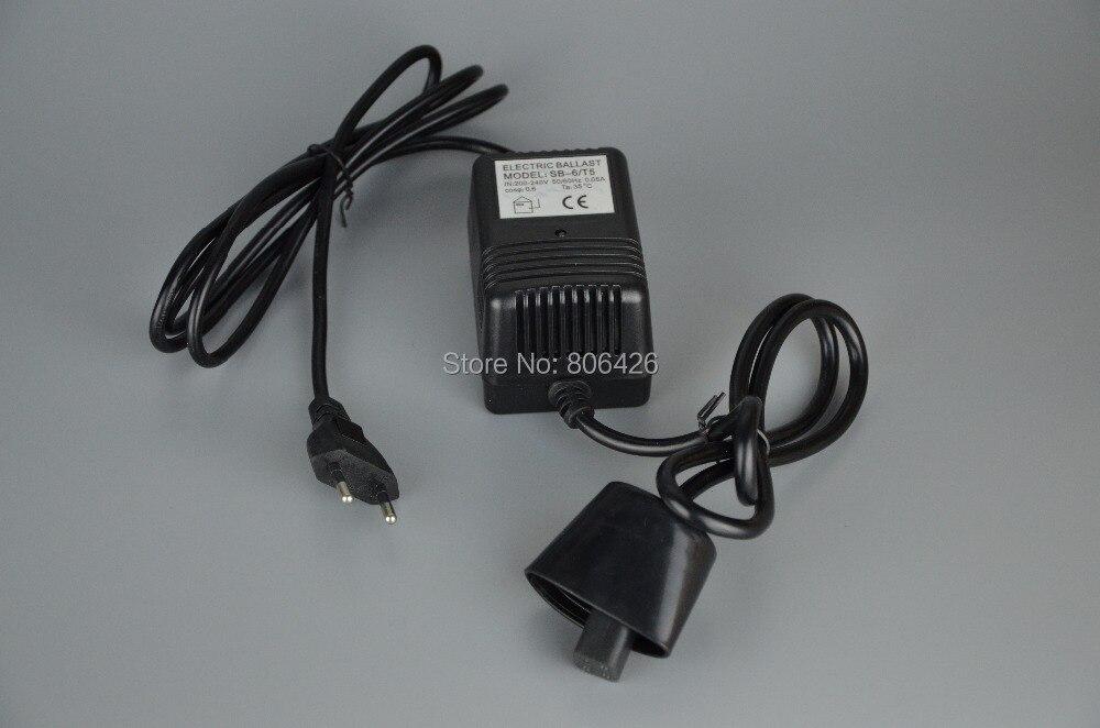 Китайский 6 Вт 4Pin УФ лампа Электронный балласт/трансформатор/Boost-PWM/Электронный коммуникатор/выпрямитель CE утвержден для очистки воды