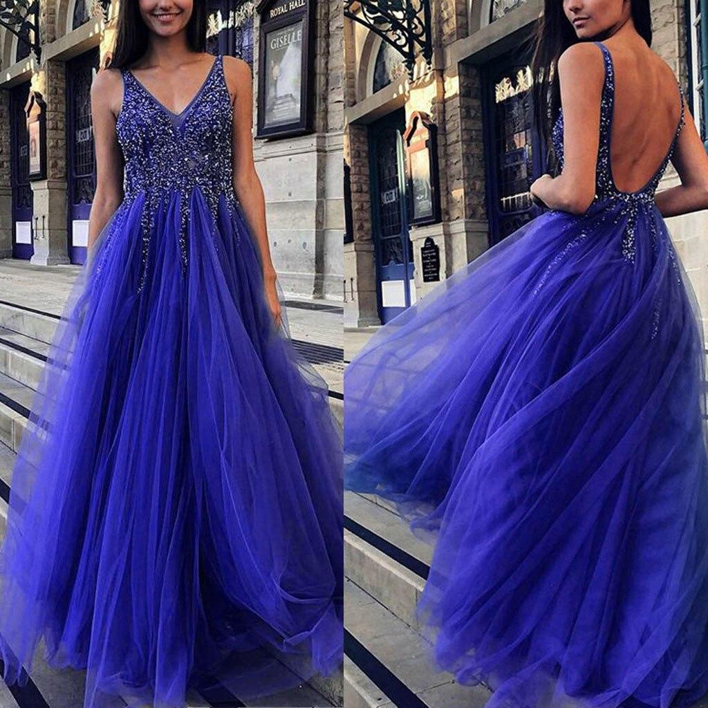 Ropa De verano para mujer, Vestidos De Fiesta Modis sólidos, Vestidos De Noche, Vestidos De ceremonia para mujer, vestido Maxi, vestido