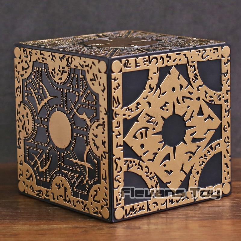 Figuras Hellraiser Lament, caja de rompecabezas, juguete de modelos coleccionables en PVC