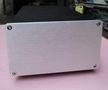145*85*311mm DIY caso Mini Todo o Alumínio Caso Amplificador/Shell AMP/PSU Box