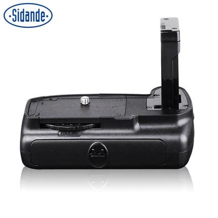 Новый Аккумуляторный блок SIDANDE для NIKON D3100 D5100 D5200 D5300, Аккумулятор для камеры