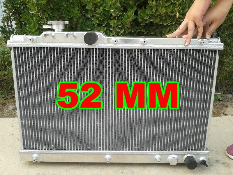 Para Toyota Celica ST202 ST205 GT4 3S-GTE Manual de radiador de aluminio de 94-99 1998 97