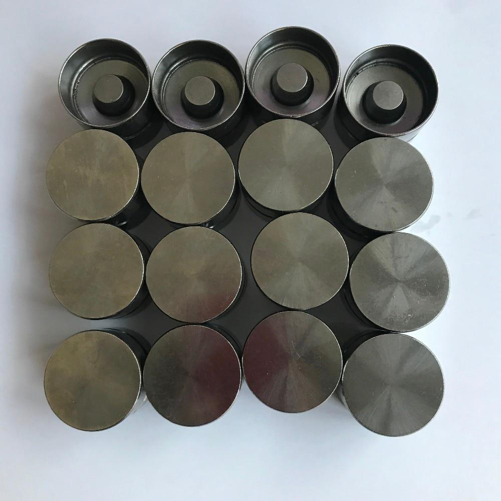 16 Uds elevador de válvula de motor hidráulico para Hyundai Elantra Tiburon 1.8L 2.0L G4GM G4GF G4CP