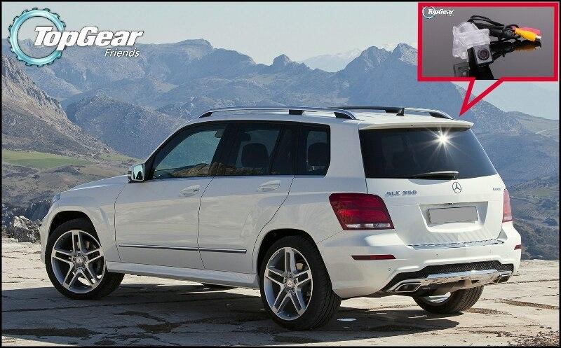 Автомобильная камера для Mercedes Benz GLK Class MB X204, высокое качество, задняя камера заднего вида для вентиляторов   CCD + RCA