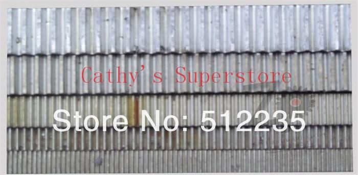 ترس رف CNC Mod 5,45 # Steel Spur Gear 50x50 ، بطول 1000 مللي متر ، حامل تروس