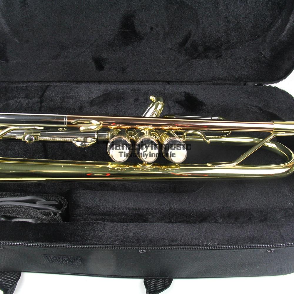 Trompete Ótimo Metal Techn bb Som