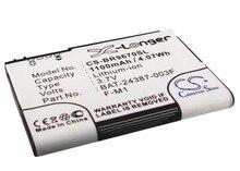 Cameron Sino batterie haute qualité 1100mAh BAT-24387-003 pour BlackBerry 9670, Oxford, perle 2, perle 3G 9100, perle 9100, Style 9670