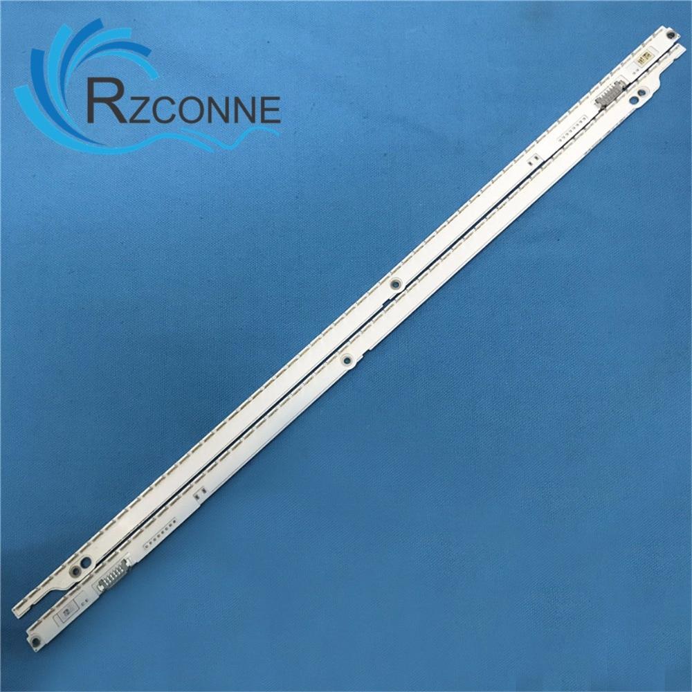 Lámpara de tira de LED para iluminación trasera 56 para UE40ES5500 40NNB-7032LED-MCPCB-R V1GE-400SMB-R3 40NNB-7032LED-MCPCB-L V1GE-400SMA-R3