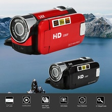 Video Camcorder HD 1080P Handheld Digital Camera 16X Digital Zoom Jul17