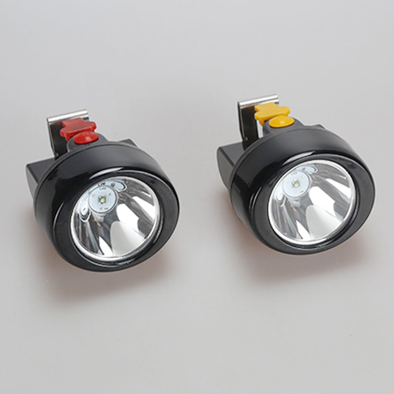 30 PCS/LOT  KL2.8LM(A) Supper Bright 3W LED Mining Lamp Miner Cap Light Camping Headlamp Free Shipping enlarge