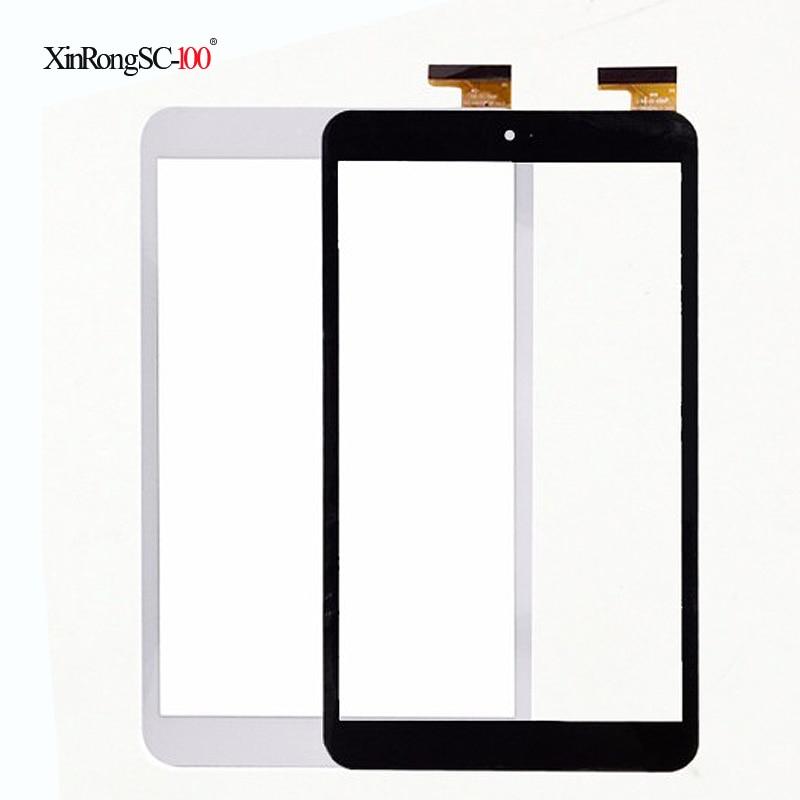 "Nuevo FPC-FC80J107-03 de pantalla táctil para 8 ""Chuwi Vi8 Onda V820W Wins Tablet Sensor de panel digitalizador reemplazo de vidrio envío gratis"