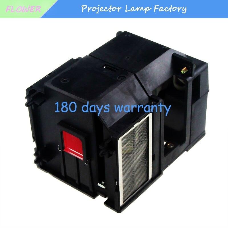 XIM Бесплатная доставка Замена лампы проектора SP-LAMP-021 с корпусом для INFOCUS LS4805 SP4805 проектор