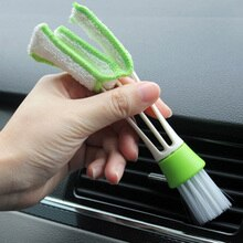 Portable Car Cleaner Brush For Hyundai Solaris Accent I30 IX35 Elantra Santa Fe Tucson I20 Getz Sonata I40 I10 Verna Creta IX25