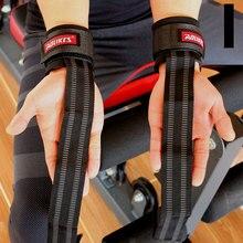 Albreda Gym Sport Polsband Fitness Halters Training Polssteun Bandjes Wraps Met Hand Power Bands Horizontale Bar