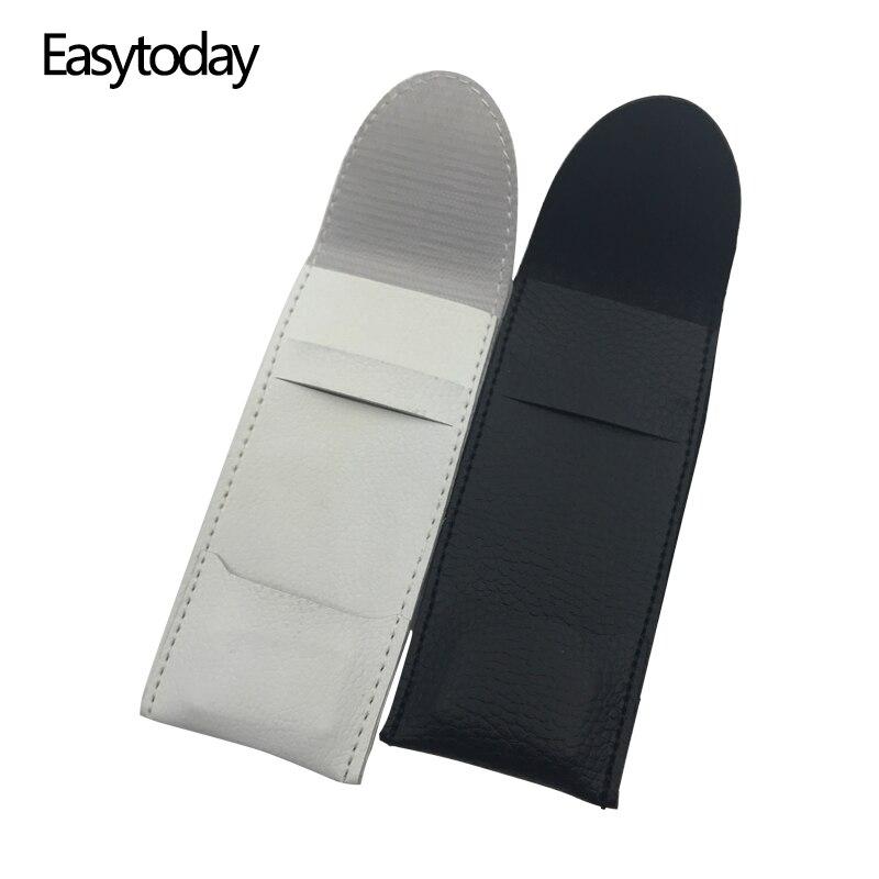 Аксессуары для Дартс Easytoday 5 шт./компл., Дартс из синтетической кожи, черно-белая двухцветная сумка для дартс, высококачественные аксессуары