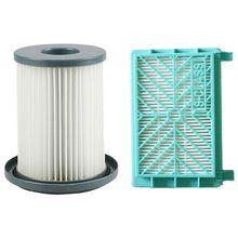 Nouveau filtre de nettoyage Hepa de remplacement de haute qualité 2 pièces pour Philips FC8740 FC8732 FC8734 FC8736 FC8738 FC8748 aspirateur