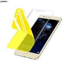 3D screen protector for  Huawei P samrt Plus Psmart 2019 Psmart+ hydrogel film Screen guard gel protective film