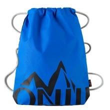 AONIJIE hommes femmes cordon sac de sport ultraléger hydrofuge Sports de plein air randonnée Camping alpinisme Fitness sac à dos