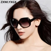 new mirror goggle sunglasses women brand explosion proof lens large frame female sun glasses women vintage oculos de sol