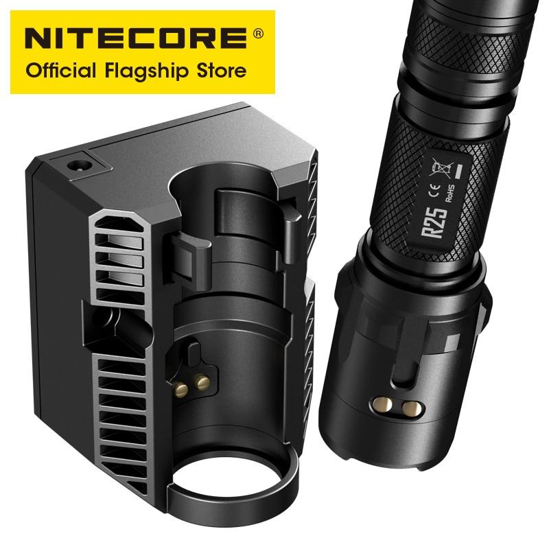 NITECORE R25 Lithium Battery Flashlights for Intensive Light Charging Tactics 18650 enlarge