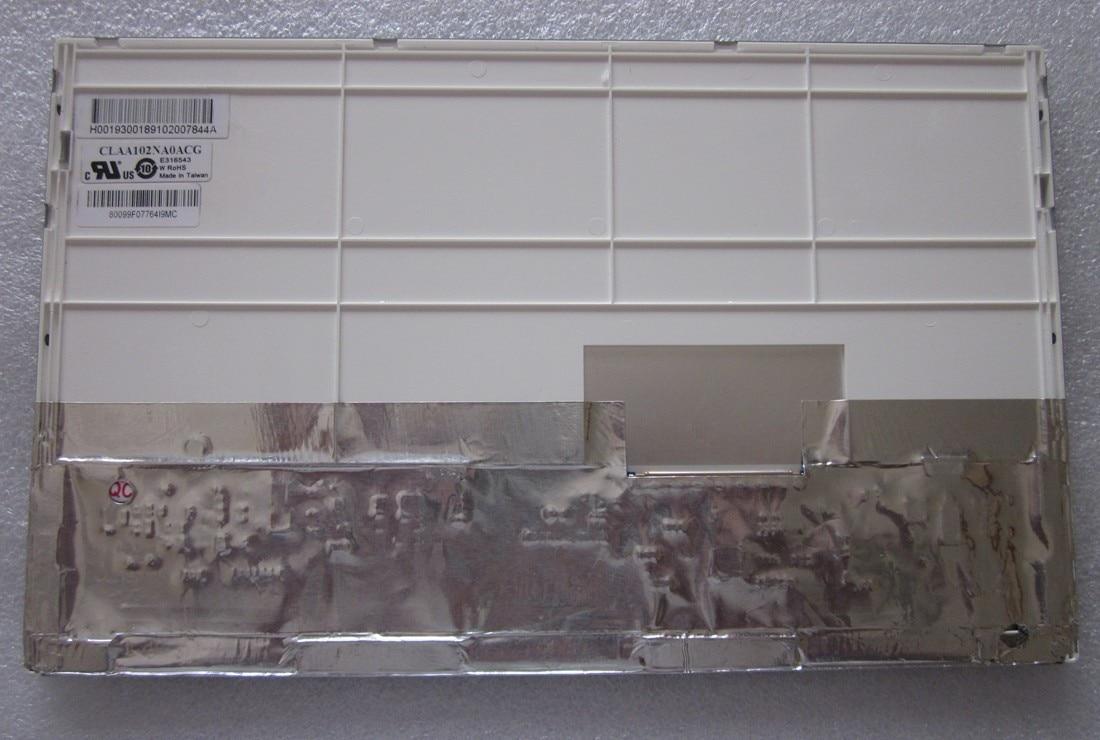 Pantalla matricial LCD de 10,2 pulgadas cla102na0acw cla102na0acg cla102na0dcw cla102na2ccn para LENOVO...