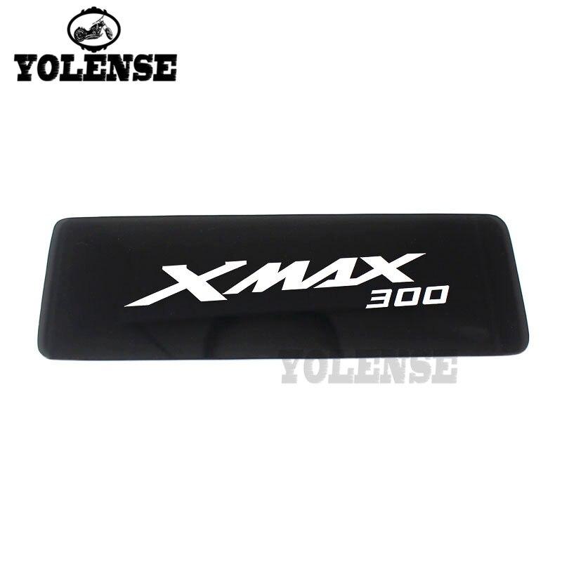 Para YAMAHA XMAX 300 X MAX 300 X-MAX300 X-MAX XMAX300 2017 2018 compartimento de bagagem compartimento da placa de isolamento