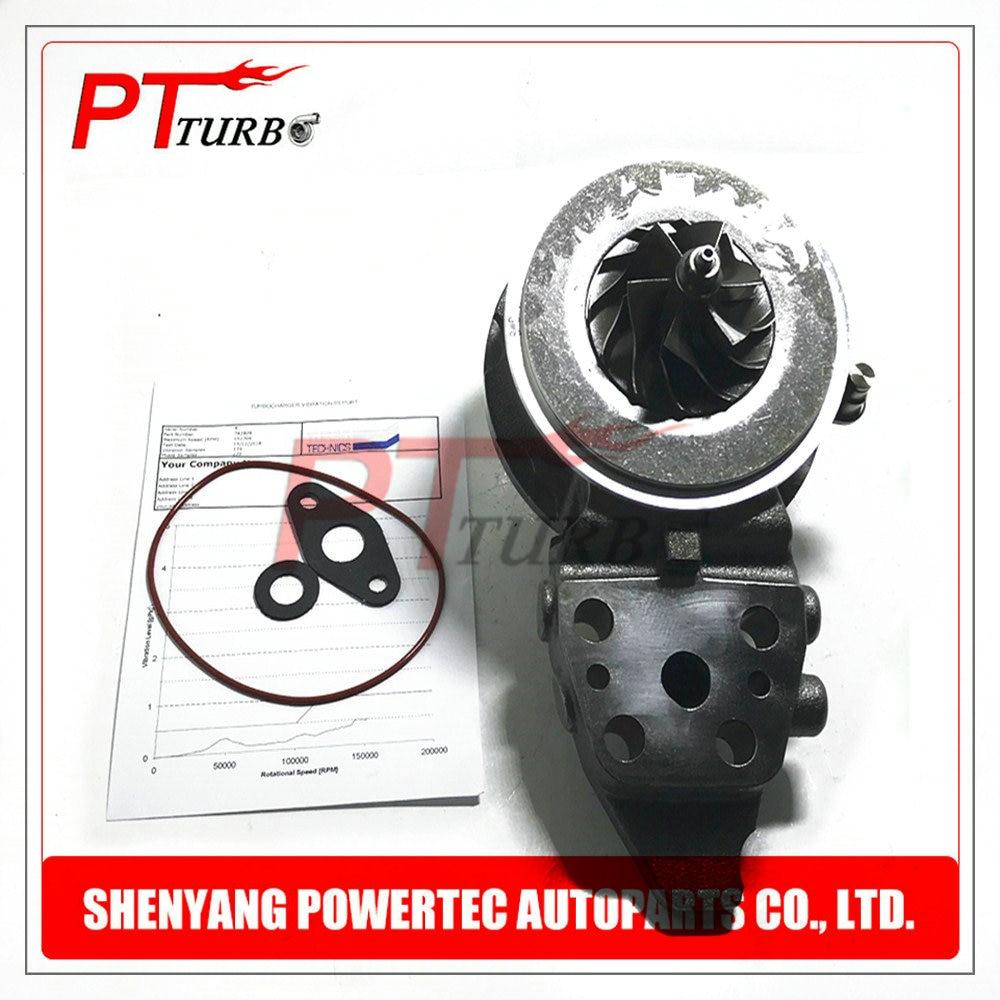 Turbocompressor novo reconstruir cartucho chra twin turbo 723213-0003 07z145701t para vw touareg v10 tdi 313 hp ayh links-742809-0005