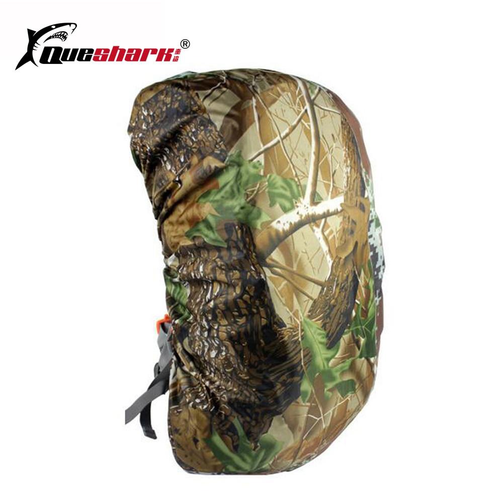 35L/60L/80L Waterproof Camouflage Bag Rain Cover Hiking Camping Backpack Rainproof Cover