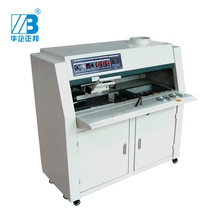 ZB3525BG flux pulvérisation PCB circuit imprimé dip étain four 220V Semi-automatique dip soudeuse machine à souder