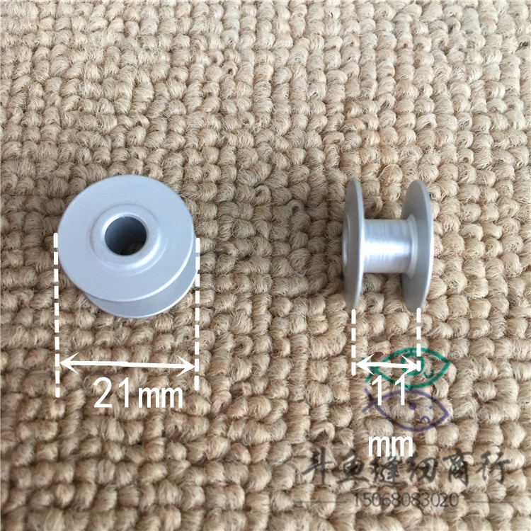 50 Uds máquina de coser 1850 máquina de tachuelas bobina máquina de consolidación de nudos máquina de fecha bobina alúmina