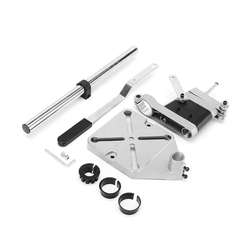 Elektromos fúrótartó 400 mm-es fúrótartó, darálótartó, - Elektromos szerszám kiegészítők - Fénykép 3