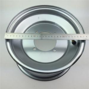 Four wheel modified car ATV motorcycle wheel hub accessories 6-12 inch vacuum steel ring