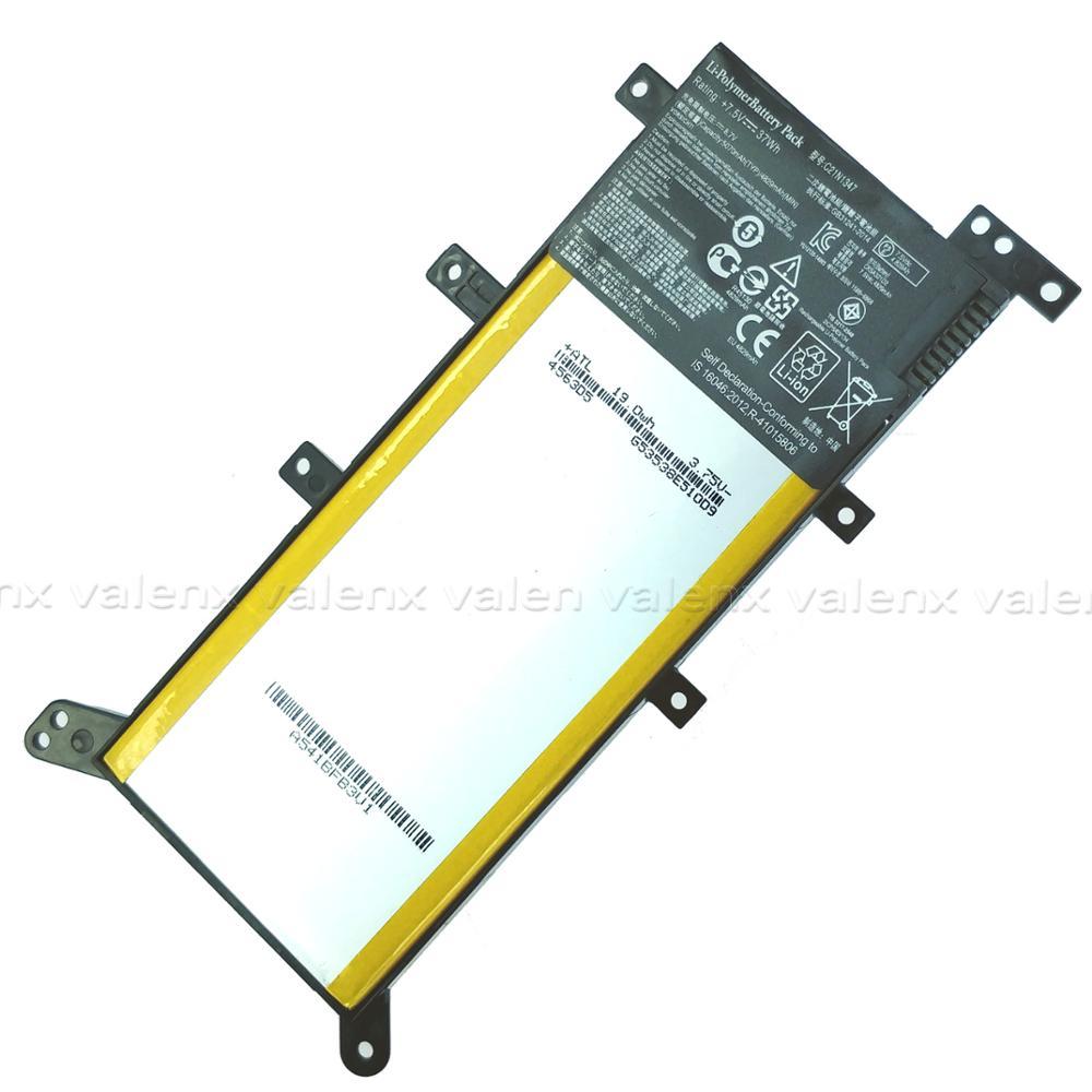OEM 37Wh Аккумулятор для ноутбука C21N1347 для ASUS X554L X555 X555L X555LA X555LD X555LN X555MA F555LD