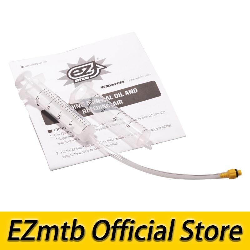 EZMTB Bicycle Hydraulic Bleed Tool Kit for magura MT 2 4 6 8 series Brake