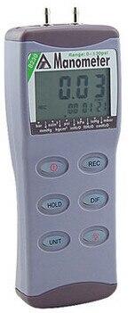 Taiwán Heng Xin AZ8230 medidor de presión digital AZ-8230 medidor de presión digital