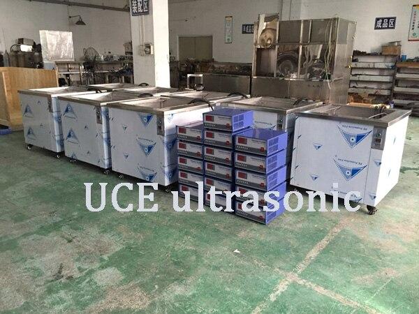 Limpiador ultrasónico de alta frecuencia 120 khz 2000 W