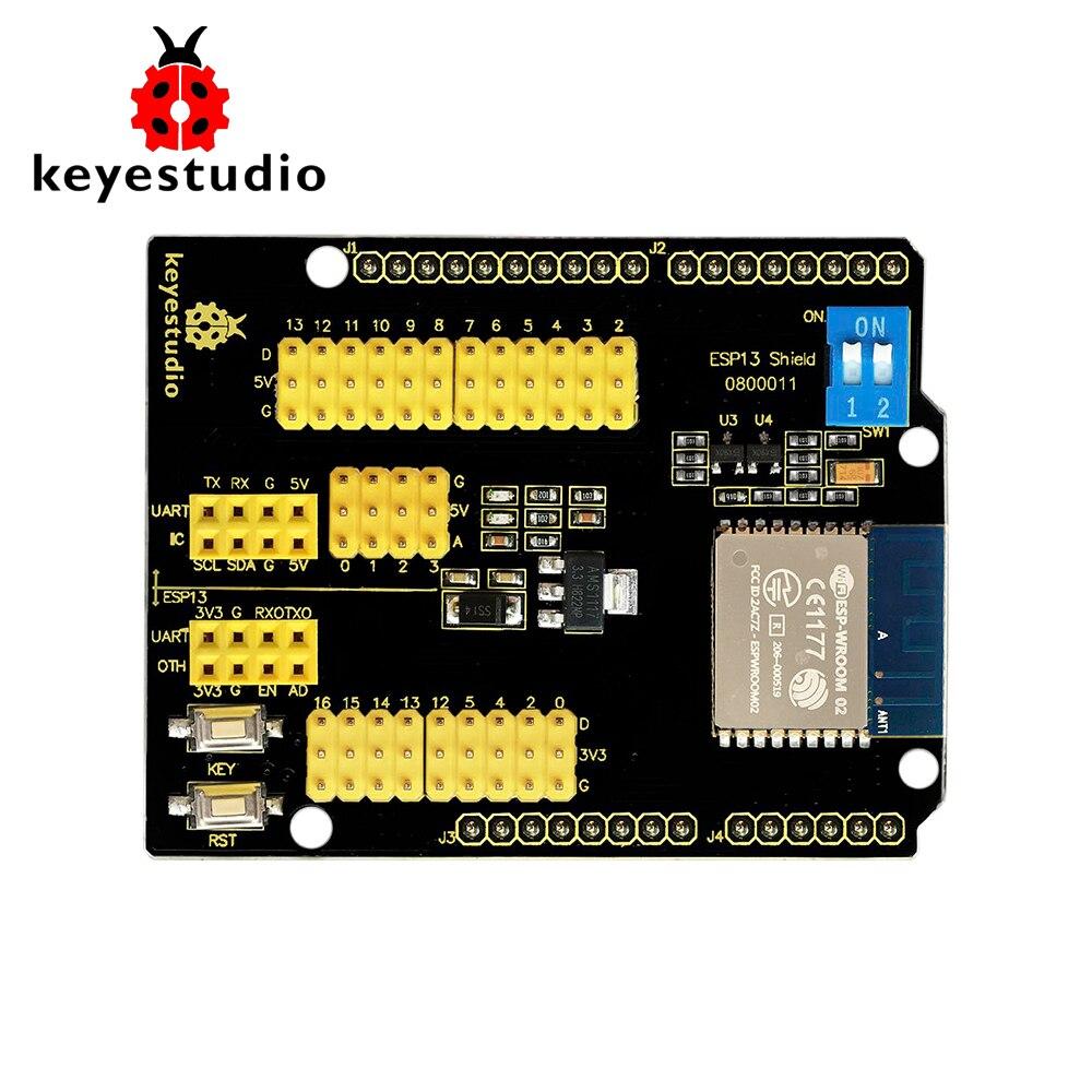 Новинка! Keyestudio ESP8266 веб-сервер серийны�