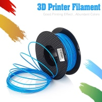 Anet 1 kg/roll סביבה petg PLA נימה שונים אופציונלי 1.75mm עבור a6 a8 e10 e12 e16 Reprap 3D מדפסת 3D עטים