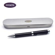 CCCAGYA A130 stylo à bille en métal lourd classique affaires cadeau stylo 0.7mm école de luxe bureau papeterie hôtel 424 G2 stylo