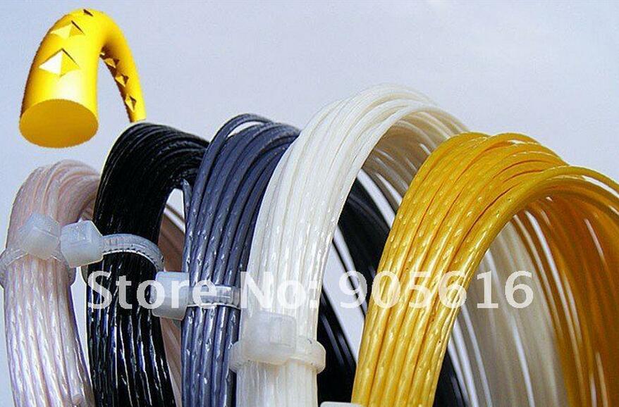 Free shipping(11pcs/lot,12m/pcs)ALU Power Rough tennis string/Pro's Pro Spinox String/Polyester strings/tennis racket