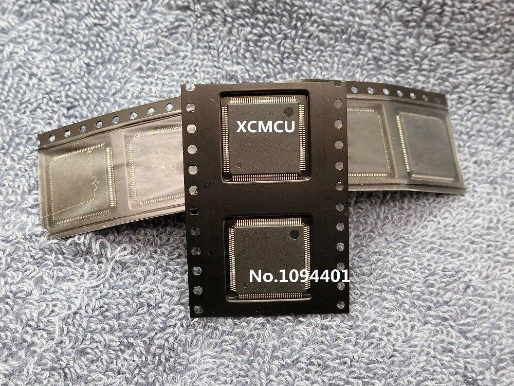 5 peças * Brand New NPCE285GAODX NPCE285GA0DX QFP IC Chip