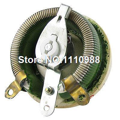 ريوستات التحكم في المحرك, 100 واط ، 15 أوم ، مقاوم قابل للتعديل