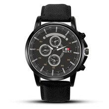 Erkek Kol Saati 2019 New Luxury Brand SOXY Men Watch Fashion Male Wrist Watches Gentmen Leather Quartz Watches Relogio Masculino