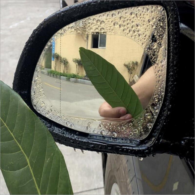2pcs Safe sight line for vehicles in rainy days for lada niva kalina priora granta largus vaz samara   Car sticker Accessories