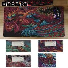Babaite Beautiful Anime Hyper Beast Office Mice Gamer Soft Mouse Pad Unique Desktop Pad Game Lockedge Mousepad
