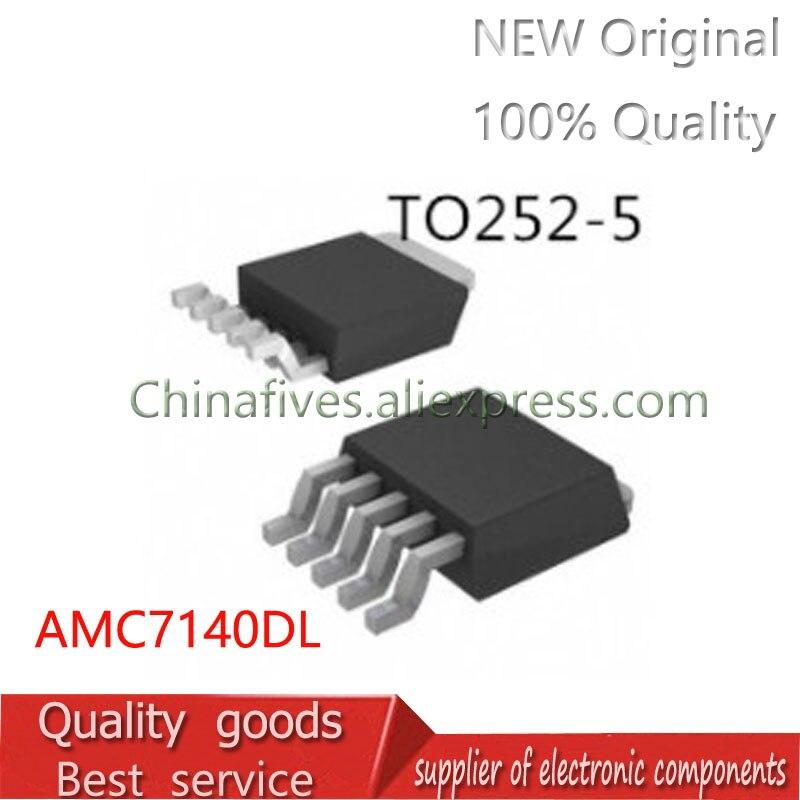 5 unidades/lote Original AMC7140DL AMC7140 AMC7140DLF