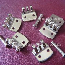 very strong hinges for wayfarer sunglasses, riveting hinge for acetate sunglasses 8mm width  nickel