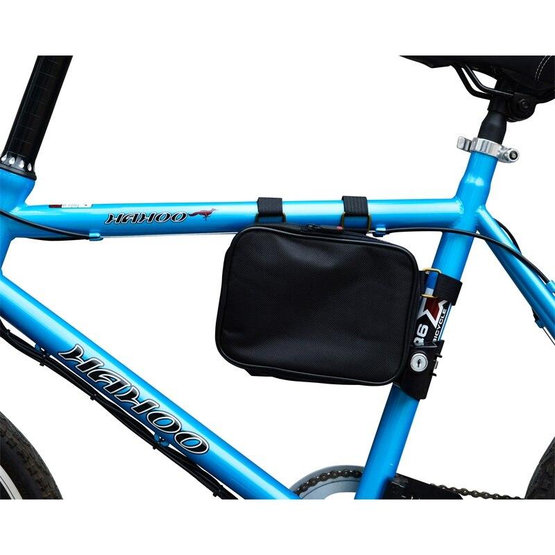 Nueva bolsa de batería de tela impermeable para bicicleta eléctrica resistente al desgaste para buje trasero y delantero, caja de controlador de Motor, accesorios para bicicleta eléctrica