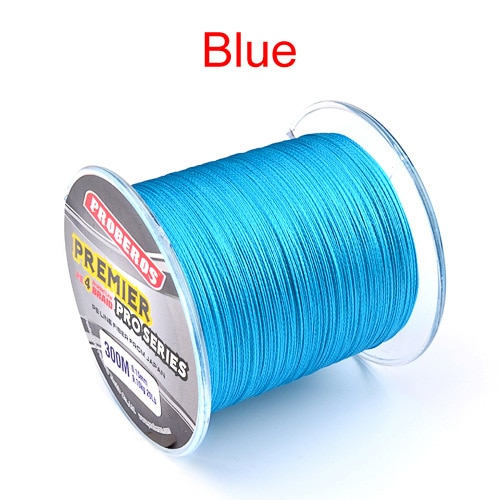 330Yards PE Braided Fishing Line 4 stands 8LB-100LB Multifilament Fishing Line 300M Braided Fishing Line Super Strong PE Line enlarge