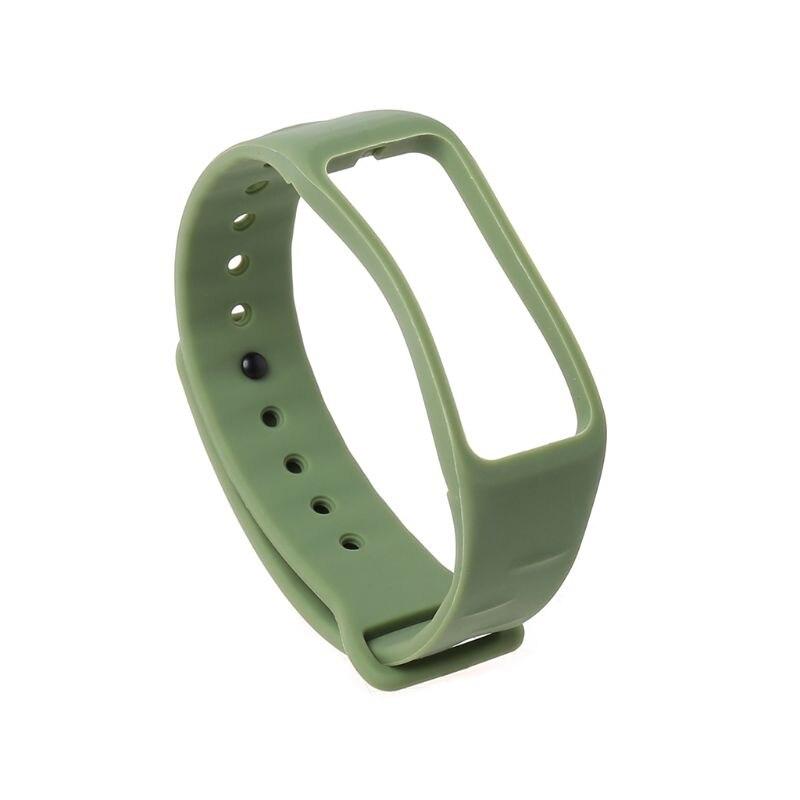 Купить с кэшбэком Wrist Strap Bracelet Wristband TPU Smart Watchband Replacement Waterproof for C1 C1S Plus